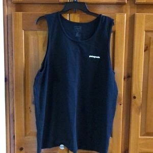 Men's Patagonia wife beater T-shirt size L